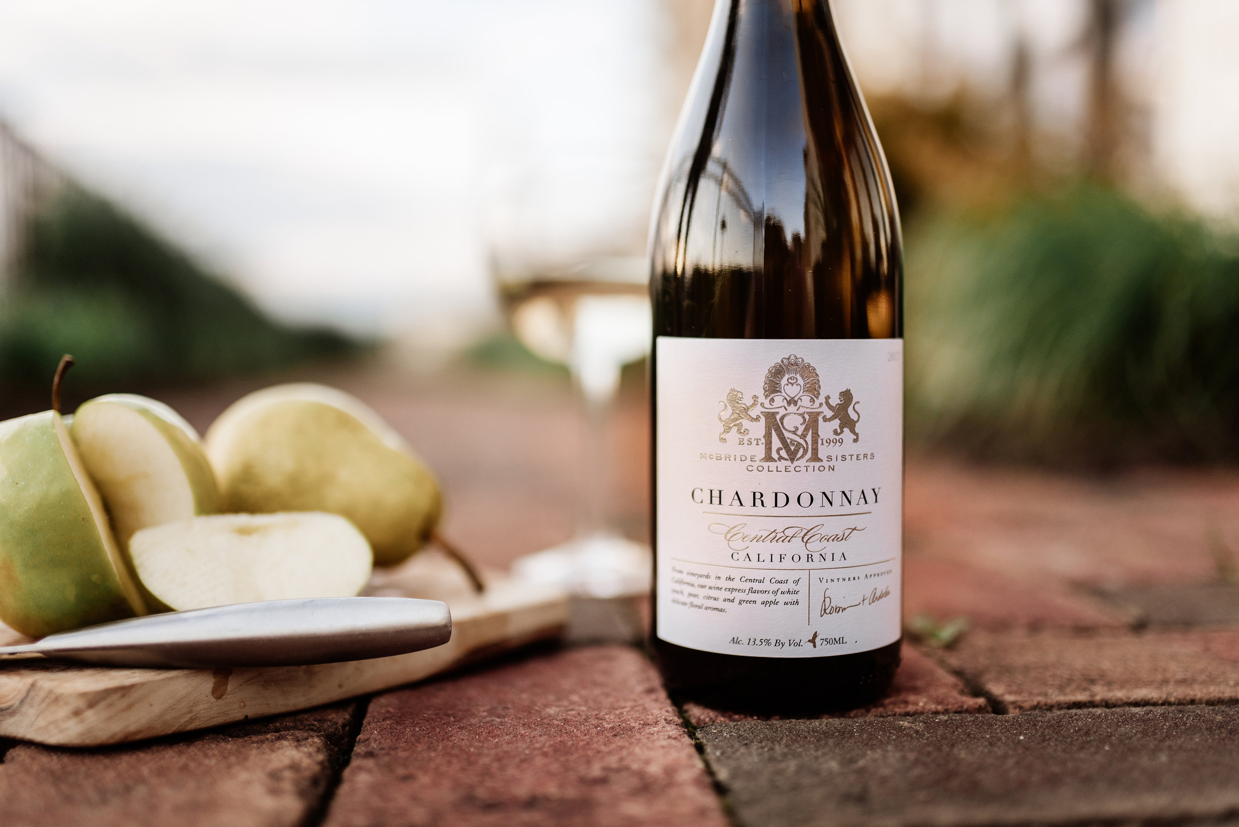Chardonnay-A-Day wine cluB McBride Sisters Collection
