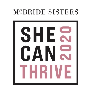 McBride Sistes SHE CAN Wines Logo