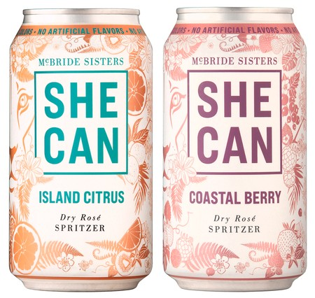 SHE CAN Spritzer 4-Pack