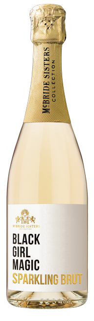 McBride Sisters Collection Black Girl Magic NV California Sparkling Brut