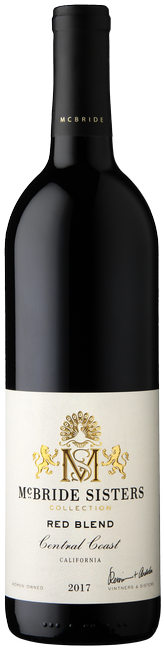 McBride Sisters Collection 2016 Central Coast California Red Blend