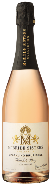 McBride Sisters Collection NV Hawke's Bay New Zealand Sparkling Brut Rosé